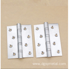 Stainless steel metal rebound door hinges